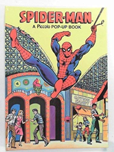 Amazing Spiderman Pop-up Book By Stan Lee