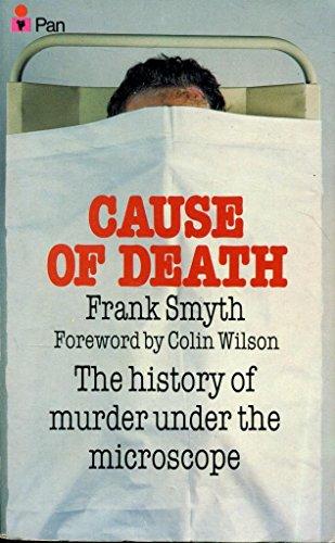 Cause of Death By Frank Smyth