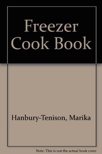 Freezer Cook Book By Marika Hanbury-Tenison
