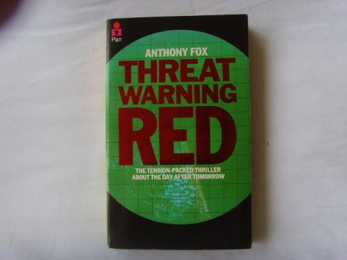 Threat Warning Red By Anthony Fox