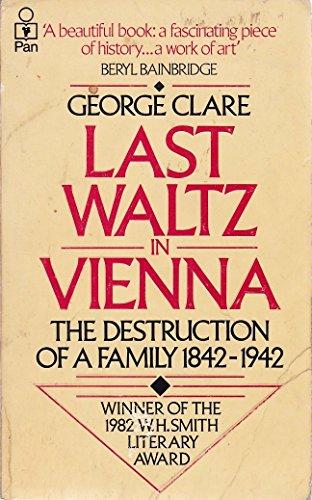 Last Waltz in Vienna By George Clare