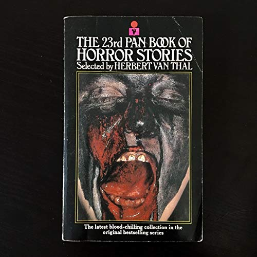 Pan Book of Horror Stories By Volume editor Herbert Van Thal