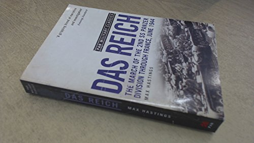 Reich, Das By Sir Max Hastings