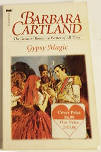 Gypsy Magic (Pan original) by Barbara Cartland