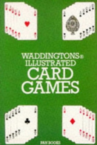 Waddington's Illustrated Card Games By Pan Editorial Department