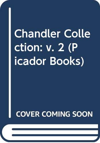Chandler Collection By Raymond Chandler