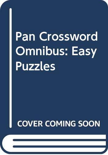 Pan Crossword Omnibus