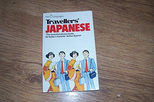 Travellers' Japanese By Terry Boardman