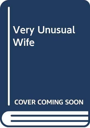 Very Unusual Wife By Barbara Cartland
