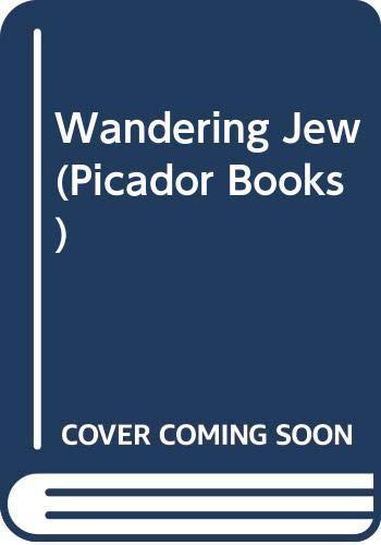 Wandering Jew By Stefan Heym