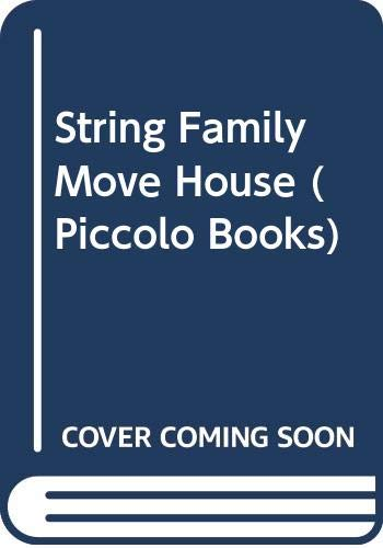 String Family Move House By Patricia Cleveland-Peck