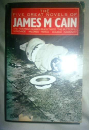 The Five Great Novels By James M. Cain