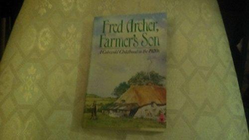 Fred Archer, Farmer's Son By Fred Archer