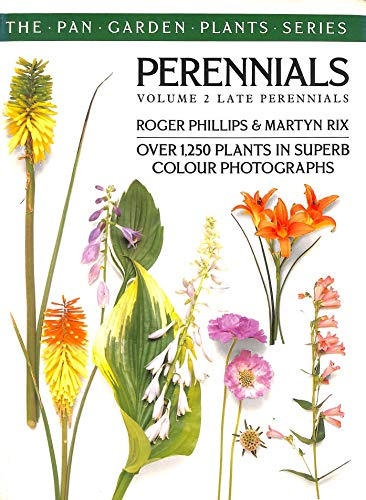 Perennials By Roger Phillips