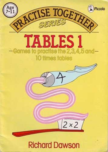 Tables By Richard Dawson