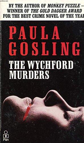 The Wychford Murders By Paula Gosling