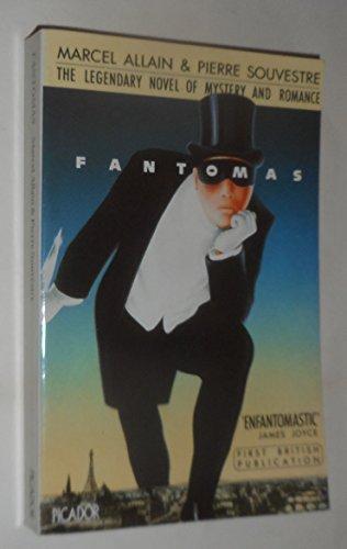 Fantomas By Marcel Allain
