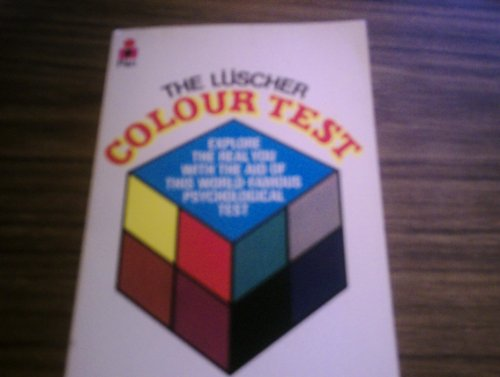 THE Luscher Colour Test By Max Luscher