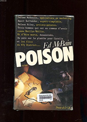 Poison By Ed McBain