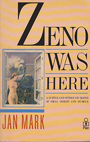 Zeno Was Here By Jan Mark
