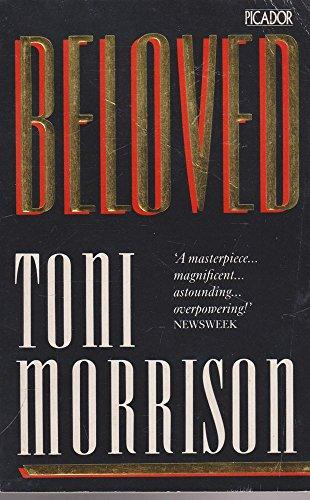Beloved: A Novel (Picador Books) By Toni Morrison