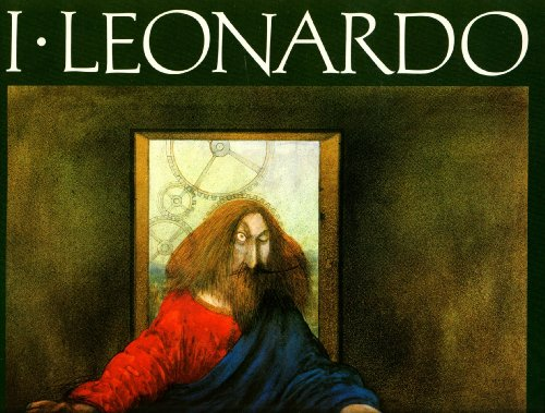 I, Leonardo By Ralph Steadman