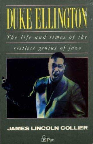 Duke Ellington By James Lincoln Collier