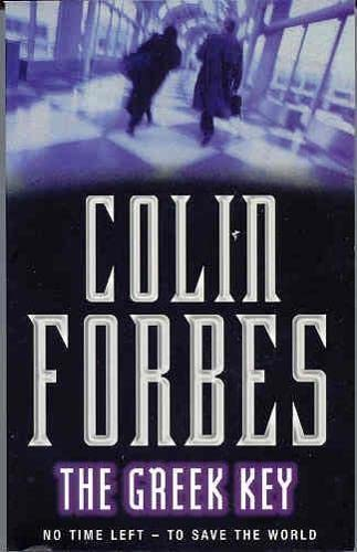 The Greek Key By Colin Forbes