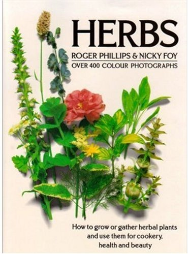Herbs By Roger Phillips