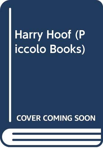 Harry Hoof By Roger Hargreaves