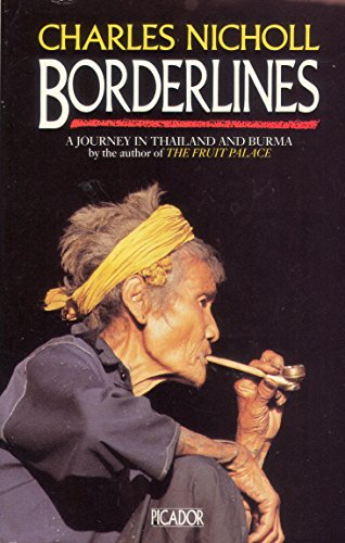 Borderlines By Charles Nicholl