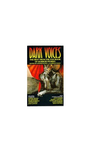 Dark Voices By Volume editor S. Jones