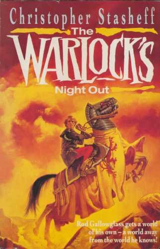 The Warlock's Night Out (Pan fantasy) By Christopher Stasheff