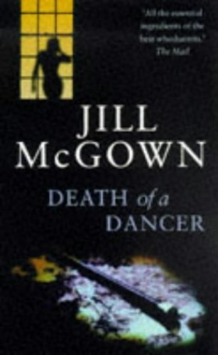 Death of a Dancer By Jill McGown
