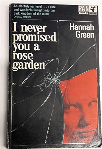 an in depth review of joanne greenbergs i never promised you a rose garden