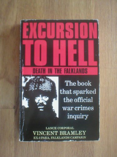 Excursion to Hell: Mount Longdon, a Universal Story of Battle by Vincent Bramley