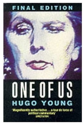 One of Us By Hugo Young