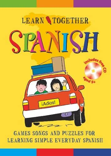 Learn Together Spanish By Jane Martin