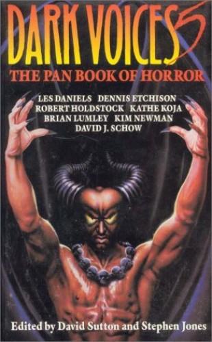 Dark Voices By Volume editor David Sutton