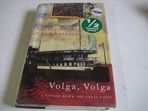 Volga, Volga By Lesley Chamberlain