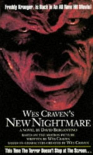 Wes Craven's New Nightmare By David Bergantino
