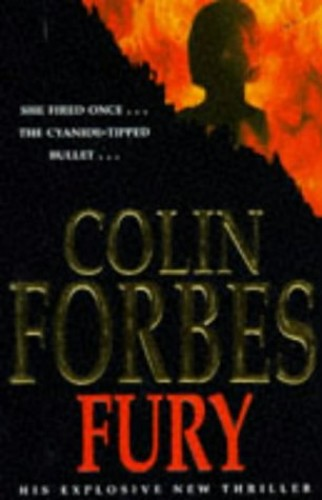 The Fury By Colin Forbes