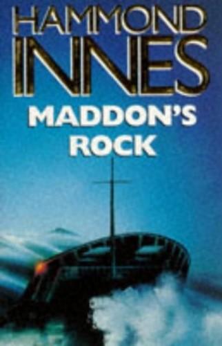 Maddon's Rock By Hammond Innes