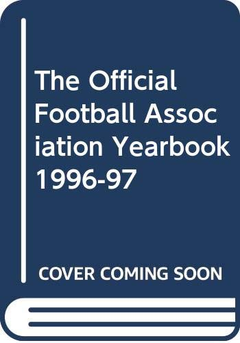 The Official Football Association Yearbook By Association Football