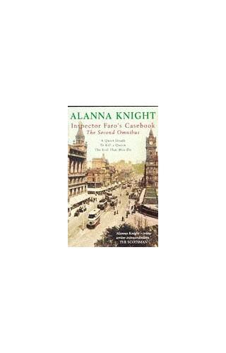 Inspector Faro's Casebook By Alanna Knight