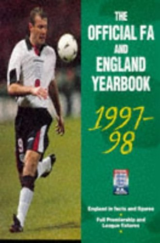 The Official Football Association and England Yearbook By Association Football