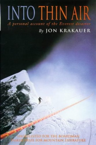 into thin air adventure consultants system The story of new zealand's robert rob edwin hall, who on may 10, 1996, together with scott fischer, teamed up on a joint expedition to ascend mount everest.
