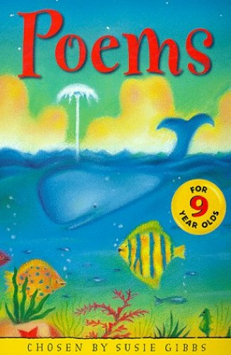 Poems for 9 year olds Paperback Book The Cheap Fast Free Post