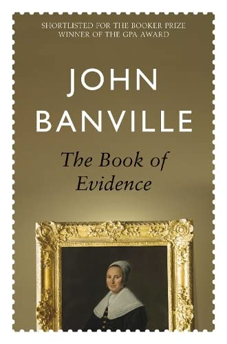 The Book of Evidence (Frames) By John Banville