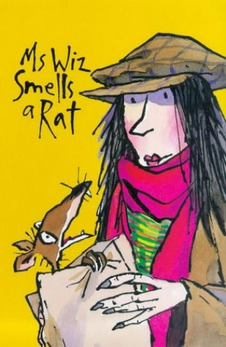 Ms Wiz Smells a Rat By Terence Blacker